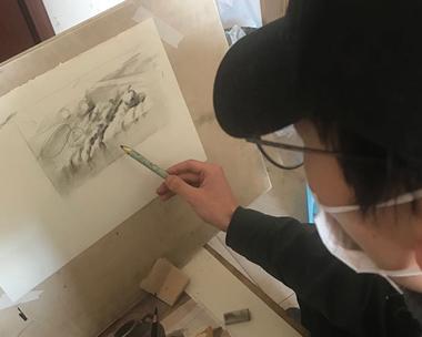 枣庄高考素描培训