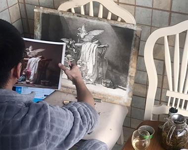 素描绘画培训